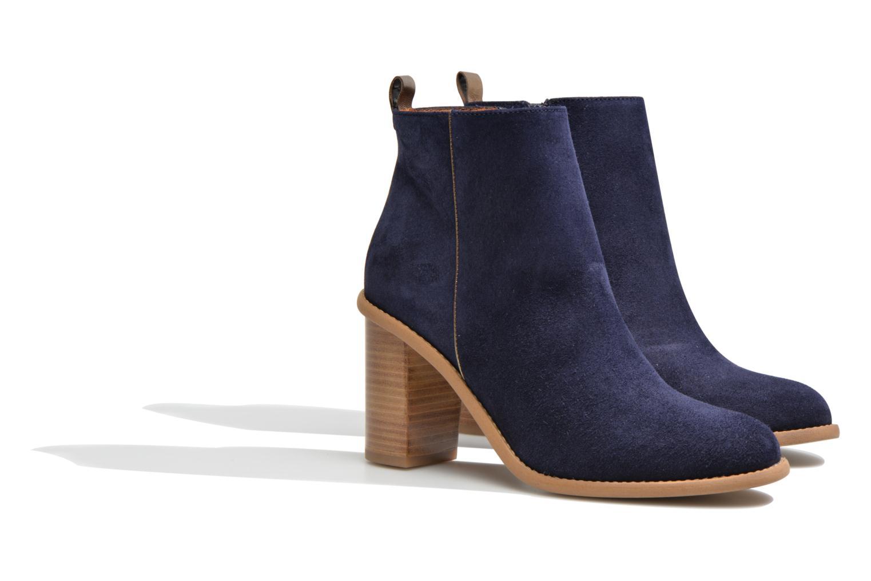 Boots en enkellaarsjes Made by SARENZA Western Fever #5 Blauw achterkant