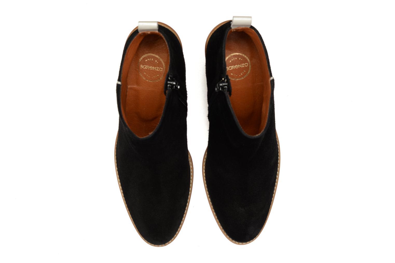 Bottines et boots Made by SARENZA Western Fever #5 Noir vue portées chaussures