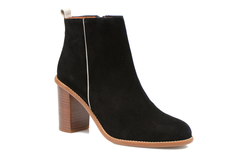 Bottines et boots Made by SARENZA Western Fever #5 Noir vue droite