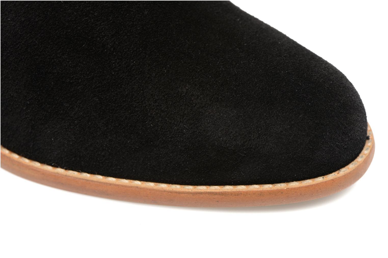 Bottines et boots Made by SARENZA Western Fever #5 Noir vue gauche