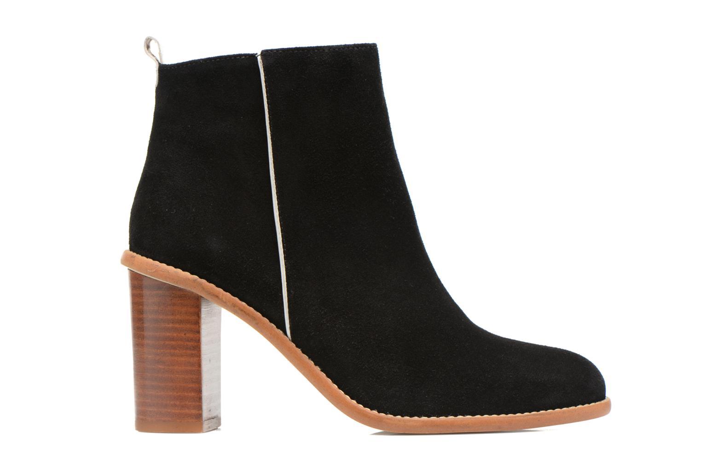 Bottines et boots Made by SARENZA Western Fever #5 Noir vue détail/paire