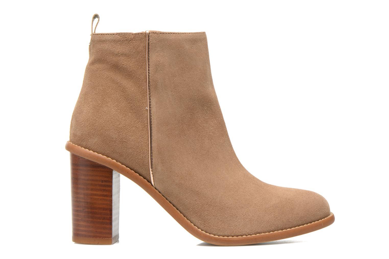 Bottines et boots Made by SARENZA Western Fever #5 Marron vue détail/paire