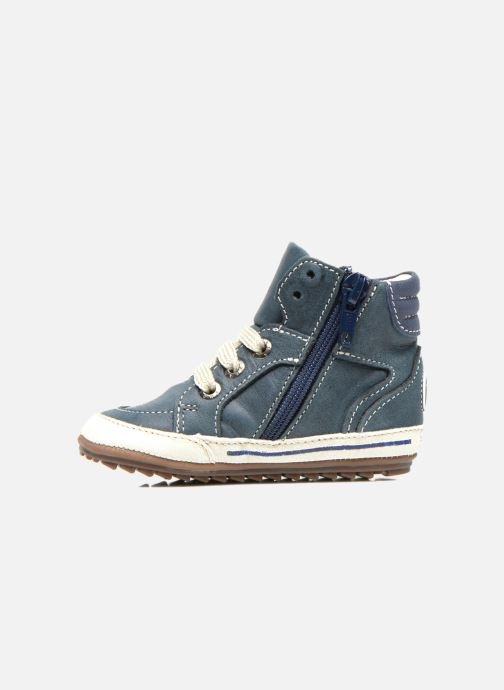 Sneakers Shoesme Spencer Azzurro immagine frontale
