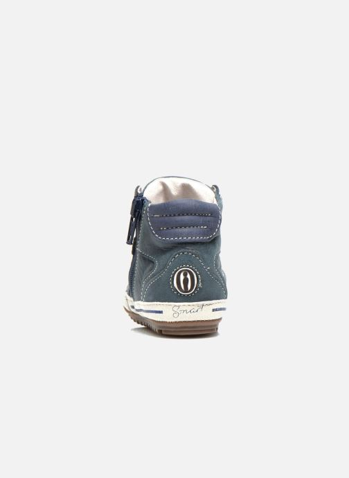Baskets Shoesme Spencer Bleu vue droite