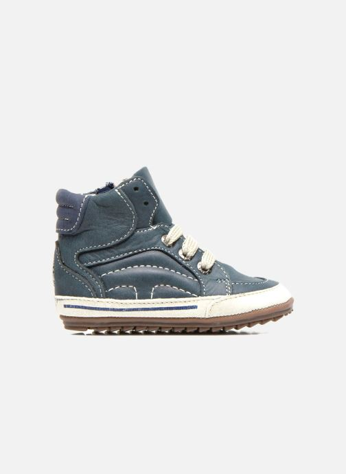 Sneakers Shoesme Spencer Azzurro immagine posteriore