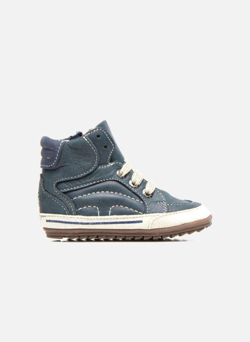 Sneakers Shoesme Spencer Blauw achterkant