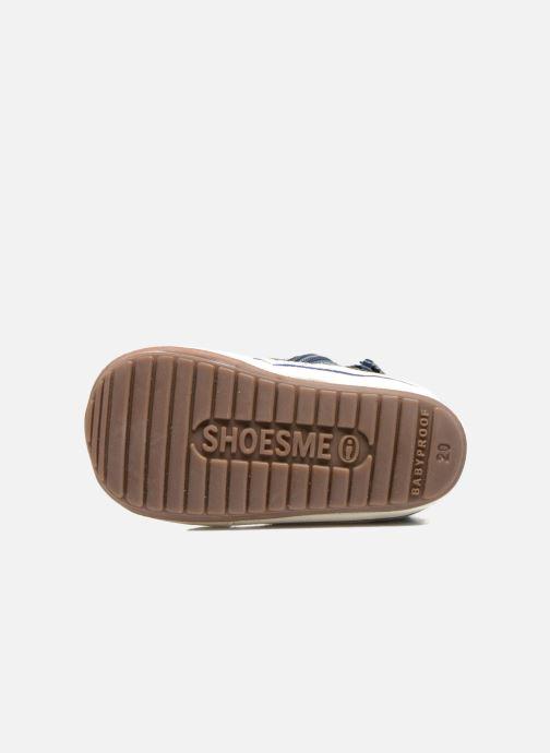 Sneakers Shoesme Spencer Azzurro immagine dall'alto