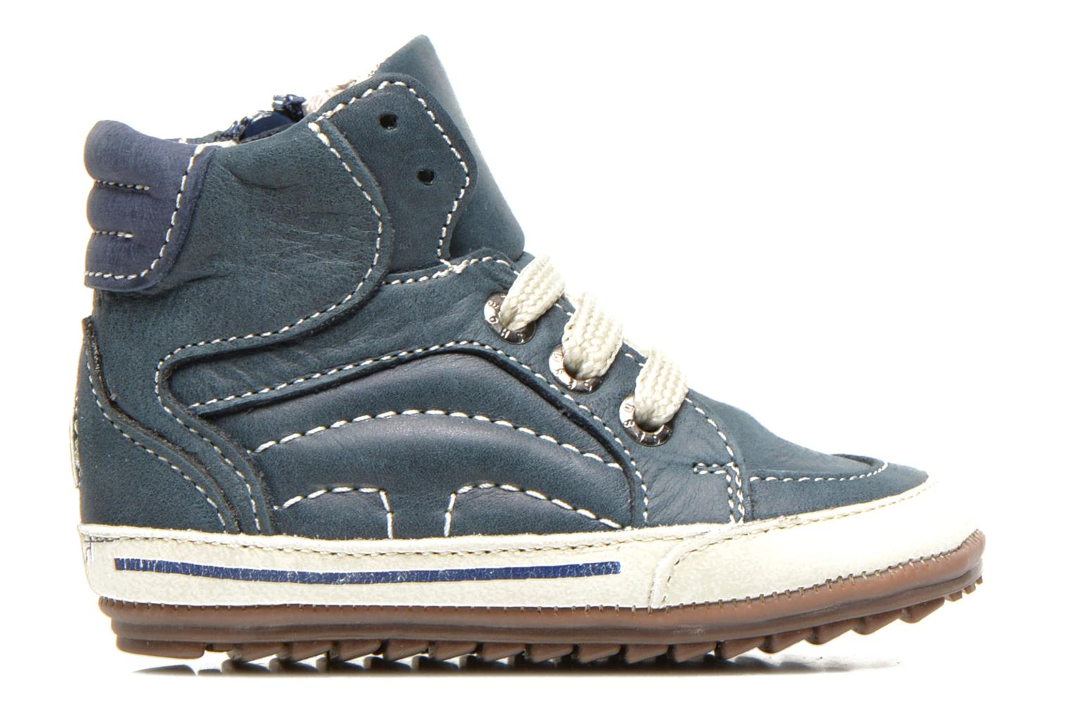 Trainers Shoesme Spencer Blue back view