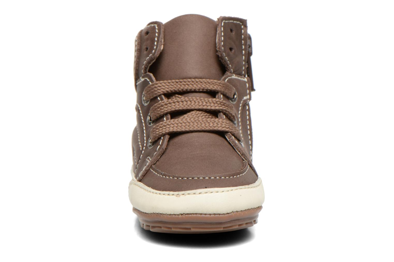 Sneakers Shoesme Spencer Brun se skoene på