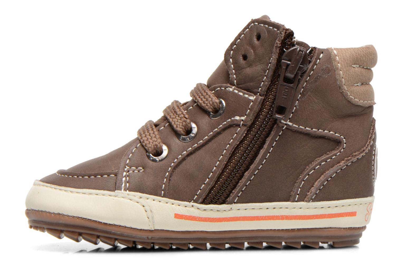 Sneakers Shoesme Spencer Brun se forfra
