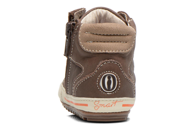 Sneakers Shoesme Spencer Brun Se fra højre