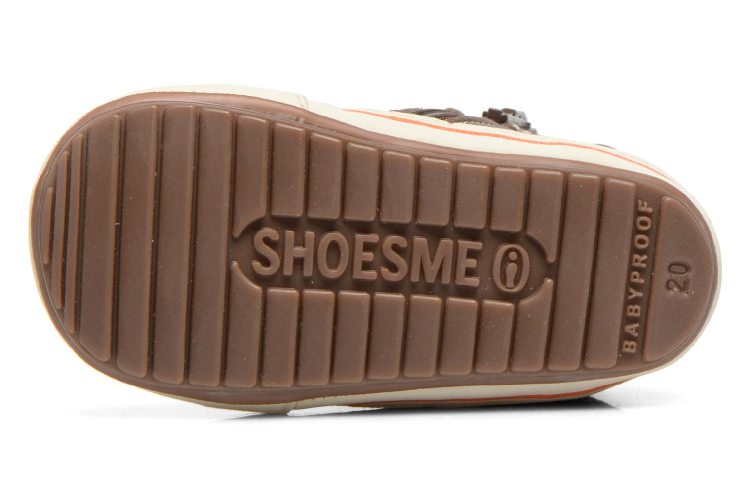Sneakers Shoesme Spencer Brun se foroven