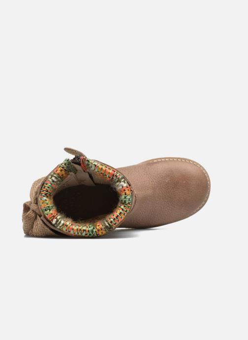 Botines  Shoesme Sienna Beige vista lateral izquierda