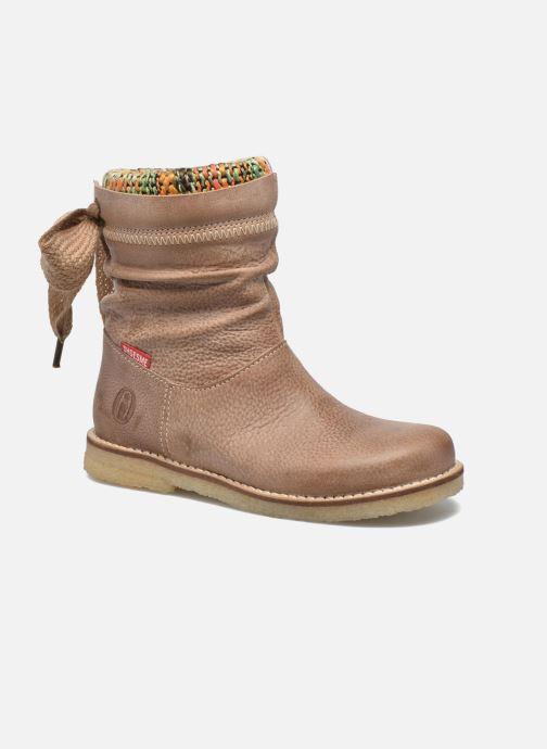 Botines  Shoesme Sienna Beige vista de detalle / par
