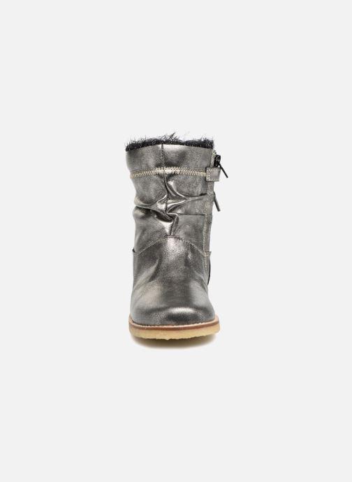 Stiefeletten & Boots Shoesme Sienna silber schuhe getragen