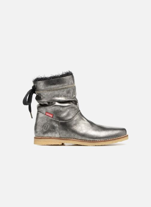 Boots en enkellaarsjes Shoesme Sienna Zilver achterkant