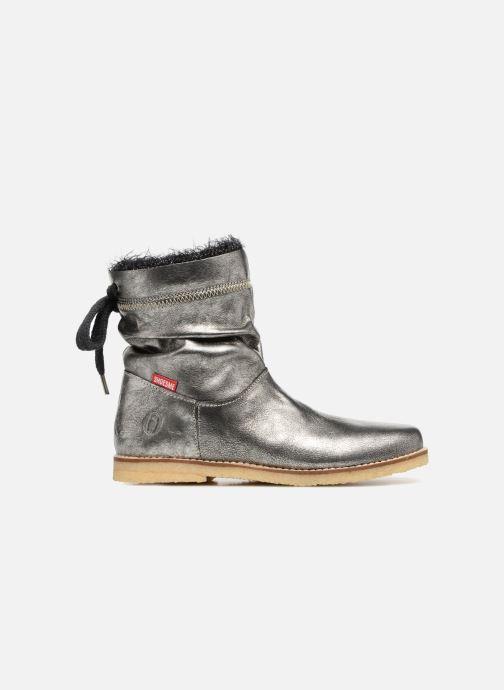 Stiefeletten & Boots Shoesme Sienna silber ansicht von hinten