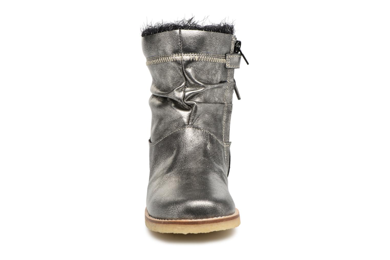 Bottines et boots Shoesme Sienna Argent vue portées chaussures