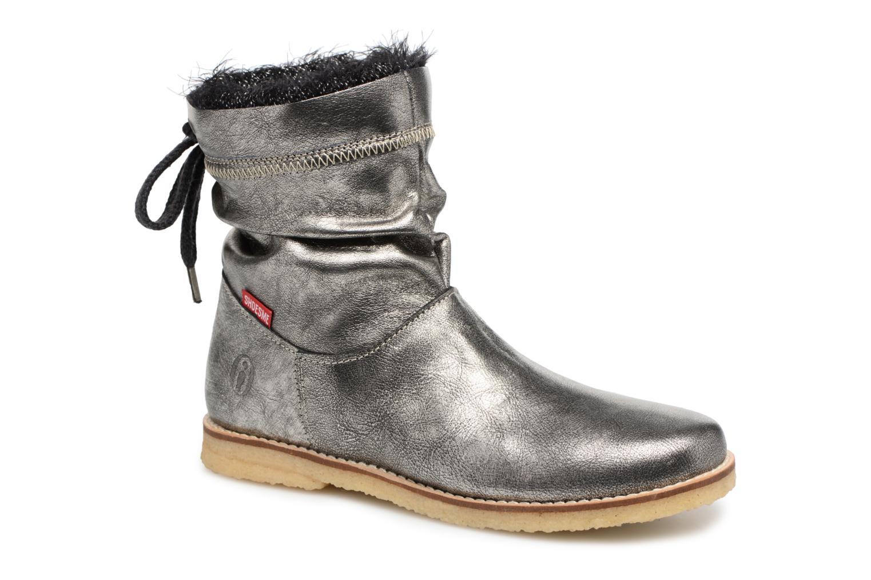 Bottines et boots Shoesme Sienna Argent vue détail/paire
