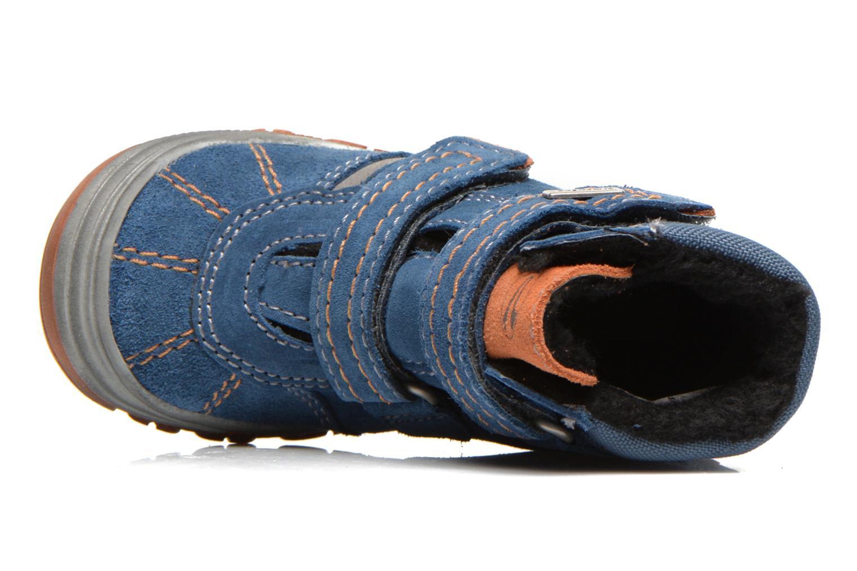Stiefeletten & Boots Richter Linz blau ansicht von links