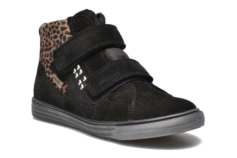Chaussures à scratch Richter Fedora Noir vue détail/paire