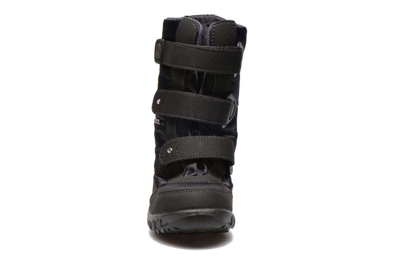 Bottes Richter Husky Noir vue portées chaussures