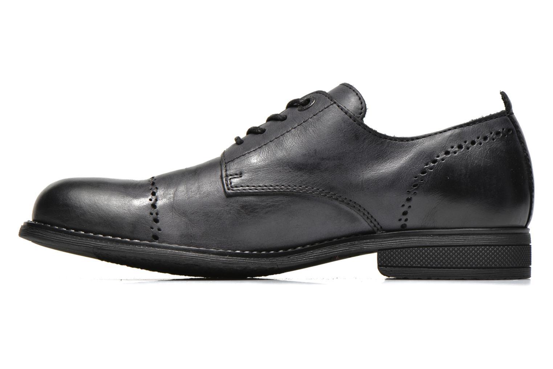 Zapatos con cordones Kickers MARLO Negro vista de frente