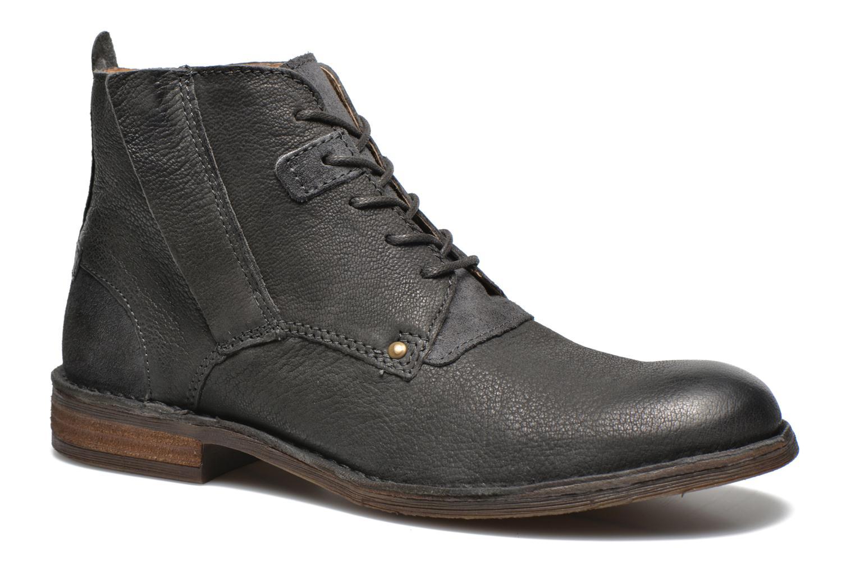 Bottines et boots Kickers BARY Gris vue détail/paire