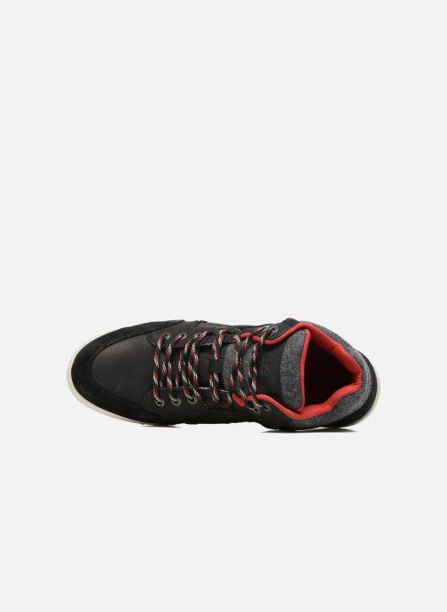Baskets Kickers CRAFFITI Noir vue gauche