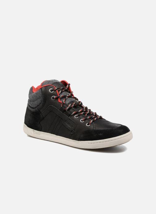 Baskets Kickers CRAFFITI Noir vue détail/paire