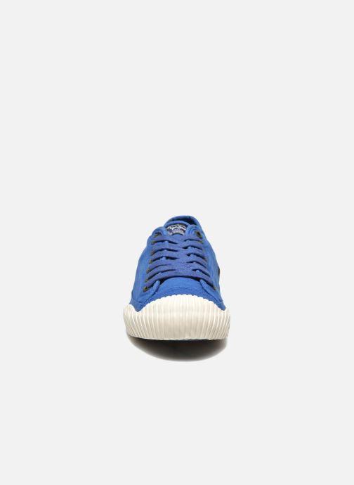 Sneakers Pepe jeans Saygon Low Blauw model