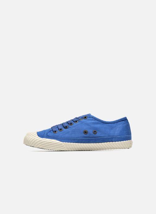 Sneakers Pepe jeans Saygon Low Blauw voorkant