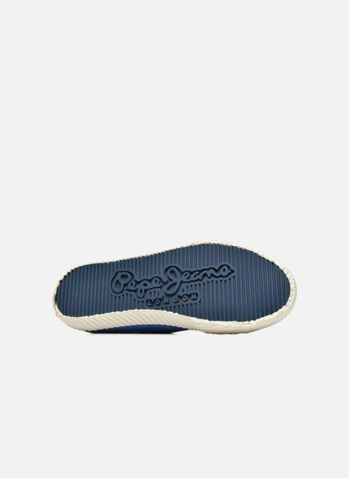 Sneakers Pepe jeans Saygon Low Blauw boven