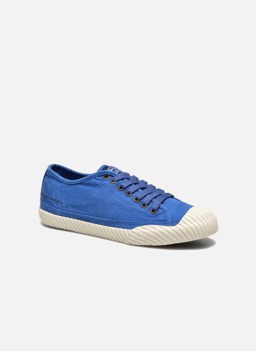 Sneakers Pepe jeans Saygon Low Blauw detail