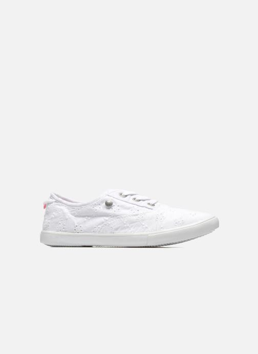 Sneakers Pepe jeans Soho Embroidery Wit achterkant