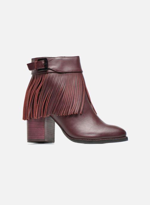 Bottines et boots Aldo TAHLIA Bordeaux vue derrière