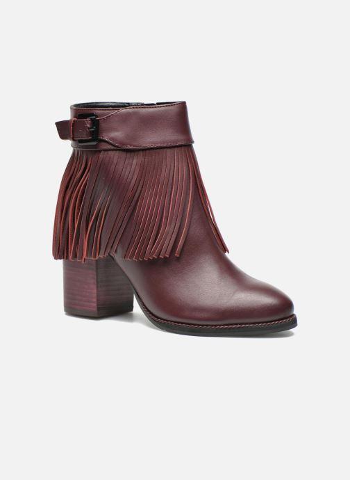 Bottines et boots Aldo TAHLIA Bordeaux vue détail/paire