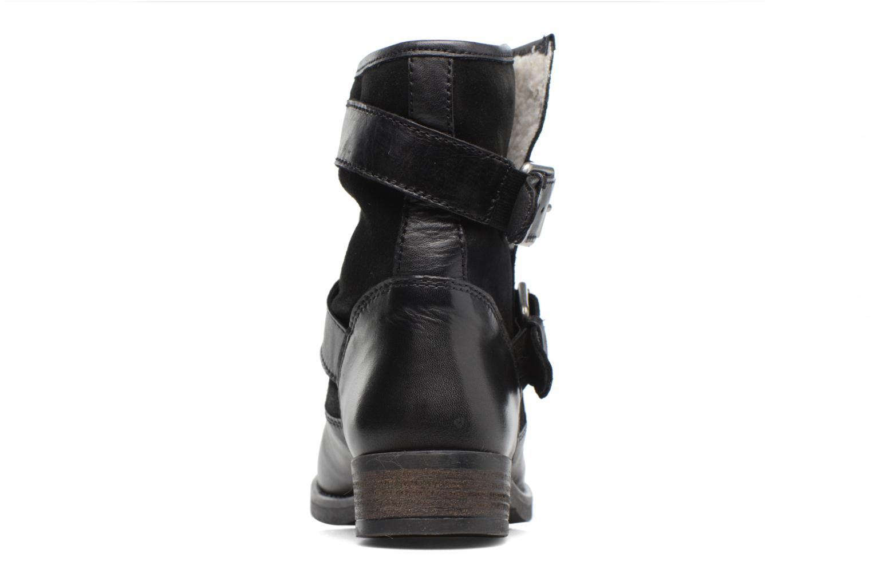 Boots en enkellaarsjes Aldo ABASA Zwart rechts