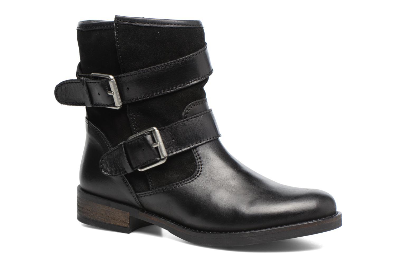 Boots en enkellaarsjes Aldo ABASA Zwart detail