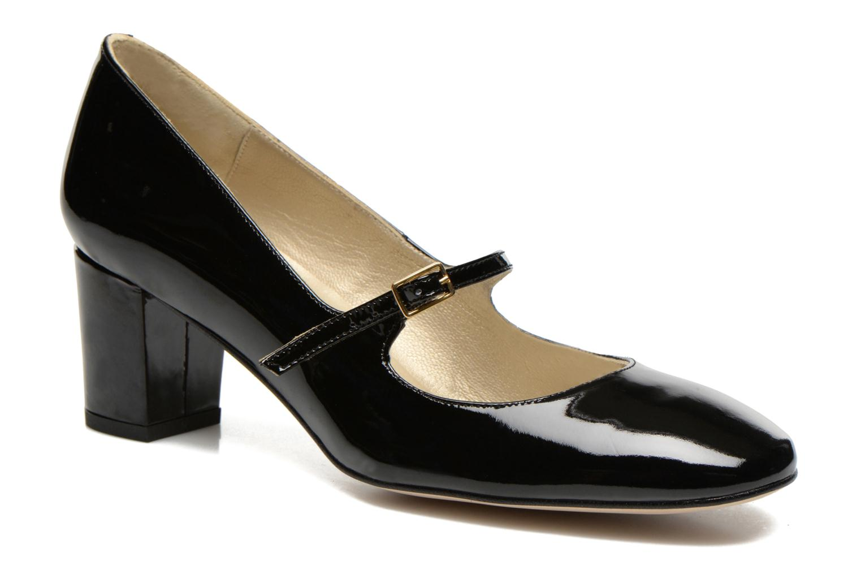 High heels Georgia Rose Tex new Black detailed view/ Pair view