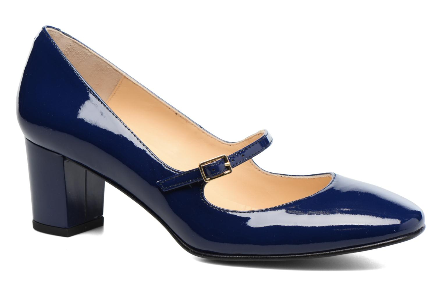 High heels Georgia Rose Tex new Blue detailed view/ Pair view