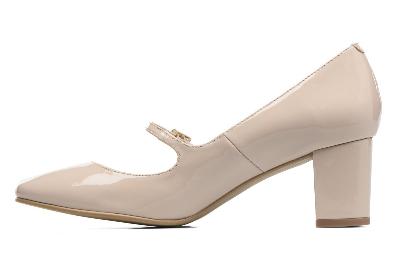 Zapatos de tacón Georgia Rose Tex new Beige vista de frente