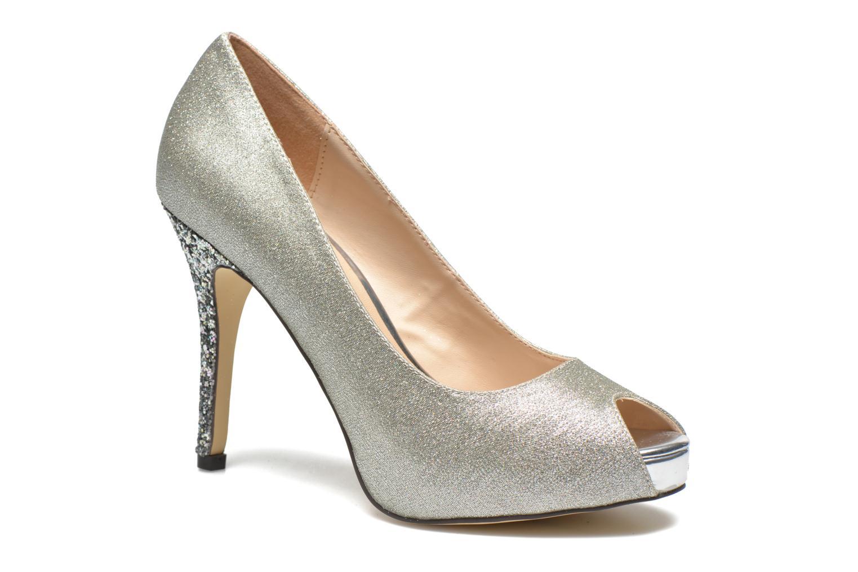 High heels Menbur Bailen Silver detailed view/ Pair view