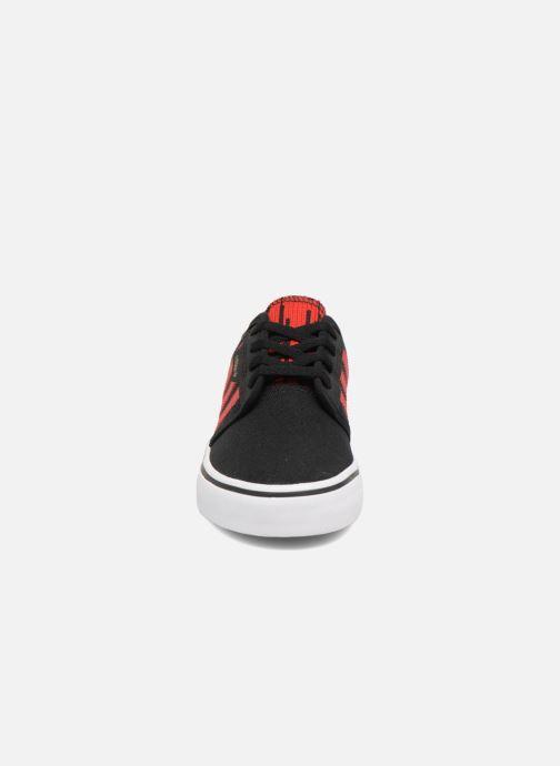 Baskets adidas originals Seeley J Noir vue portées chaussures