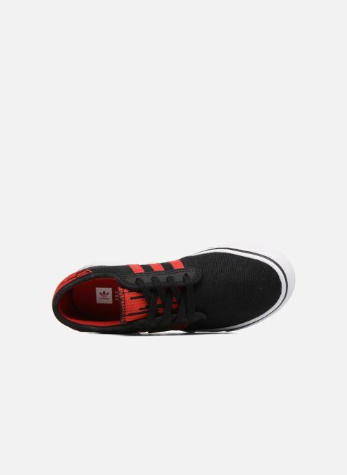 Baskets adidas originals Seeley J Noir vue gauche
