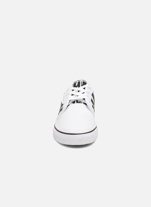 Deportivas adidas originals Seeley J Blanco vista del modelo