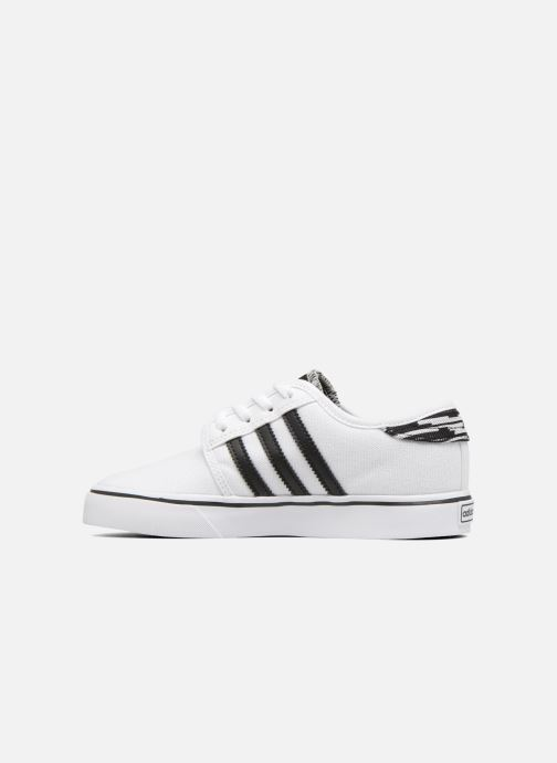 Deportivas adidas originals Seeley J Blanco vista de frente