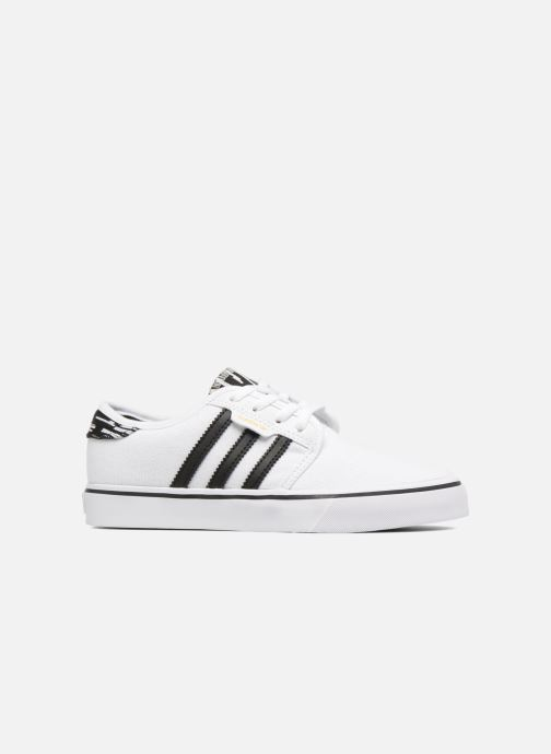 Sneakers adidas originals Seeley J Wit achterkant