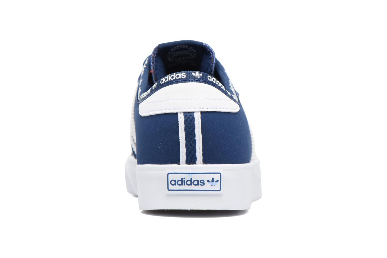 Baskets Adidas Originals Seeley J Bleu vue droite