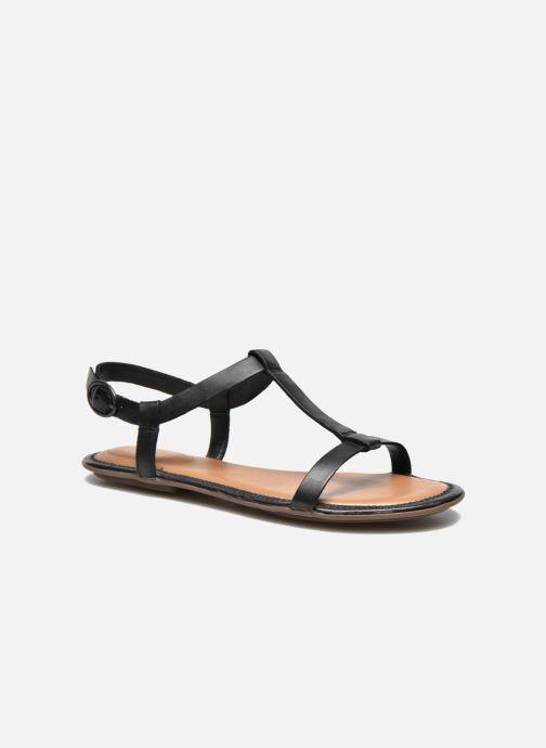 Neueste Designs Risi Hop Clarks Sandalen Frauen Blau Leather